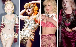 Historiens mest skandaløse kjendiskvinner?