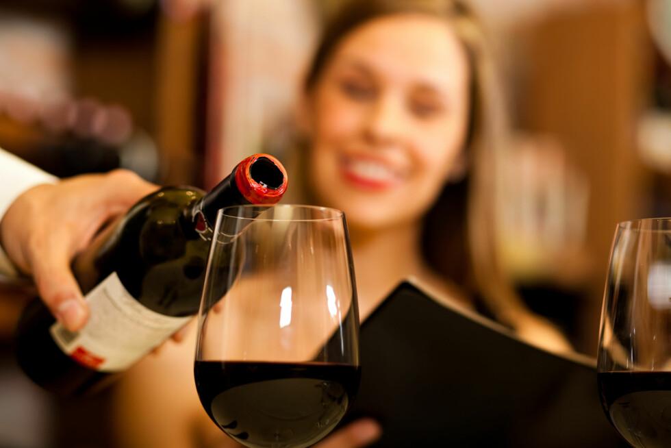 <strong>JULEBORD:</strong> Hvis du allerede har et anstrengt forhold til alkohol, kan julebordet være en utfordring. Foto: Fotolia