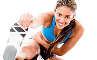 Fem styrkeøvelser du kan gjøre i stua