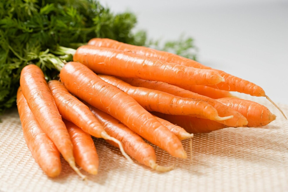 IKKE GLEM STILKEN: Det er antatt at også denne er en god kilde til viktige næringsstoffer.  Foto: Image Source