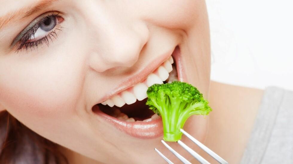DIN GODE VENN: Ha brokkoli tilgjengelig i fryseren, og selv en næringsfattig middag blir sunn. Foto: Thinkstock