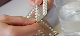 Åtte vanlige myter om p-piller