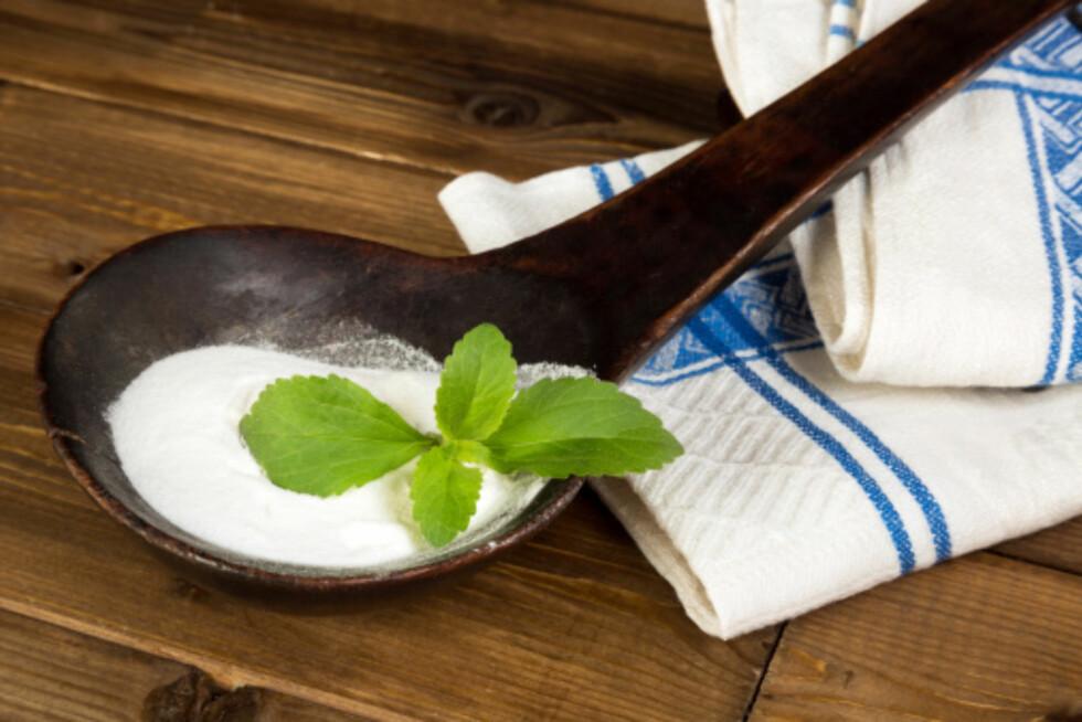 DROPP SUKKERET: Ifølge eksperten er det fullt mulig å få smakfull og fin bakst med stevia. Foto: Getty Images/iStockphoto