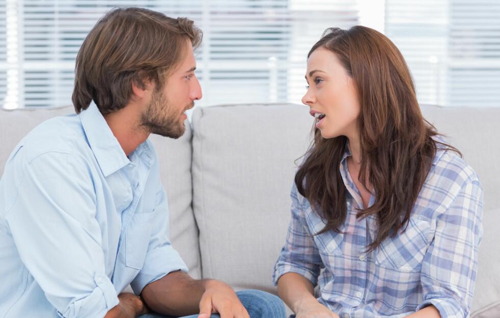 """PROBLEMER I """"FORHOLDET"""": Setningen """"jeg er ikke klar for et forhold"""", er en av de vanligste på datingfronten. men hva betyr det, egentlig? Foto:  Fotolia"""