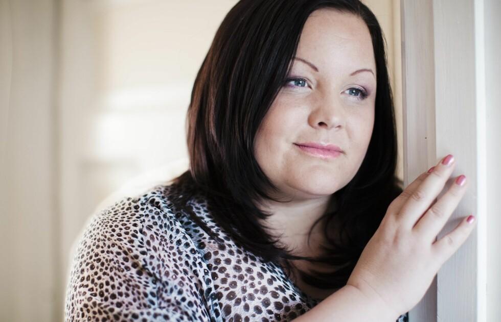 SPSIEFORSTYRRELSER: Kristine Myhre fikk spiseforstyrrelser som voksen. Les om hvordan hun klarte å bli frisk i denne saken og i KK utgave 41! Foto: Astrid Waller
