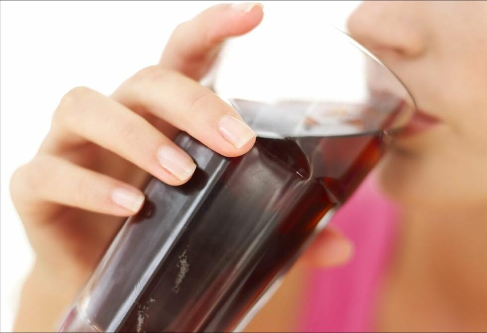 <strong>SUKKERBOMBE:</strong> Brus er kjent for å innholde mye sukker, men det er slett ikke den eneste kilden.  Foto: Getty Images