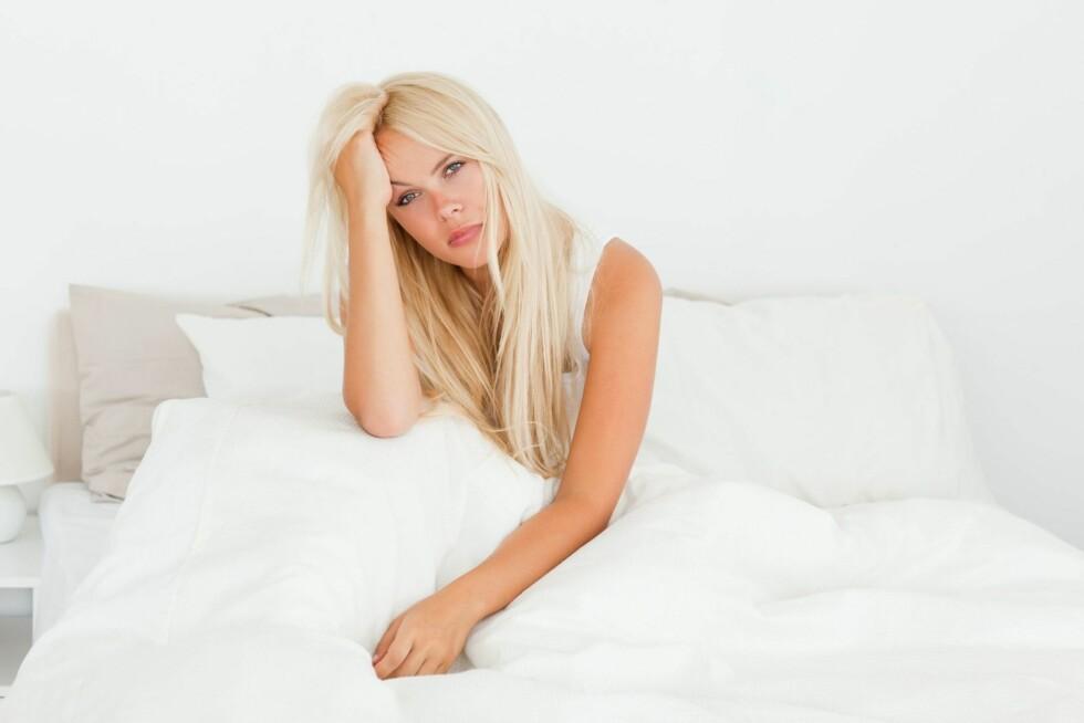 HUKOMMELSE: Dersom du sover mer enn ni timer per natt kan dette faktisk svekke hukommelsen din.  Foto: Getty Images/Wavebreak Media