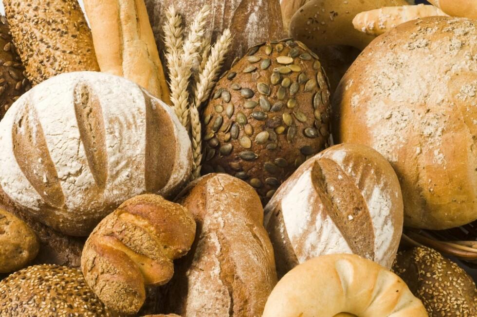 GROVT ELLER LYST?: Grovt brød er helt klart sunnest - og bedre for både fordøyelse, hjerte og resten av kroppen.  Foto: Getty Images/iStockphoto