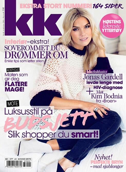 KK40 i salg fra fredag 4. oktober.