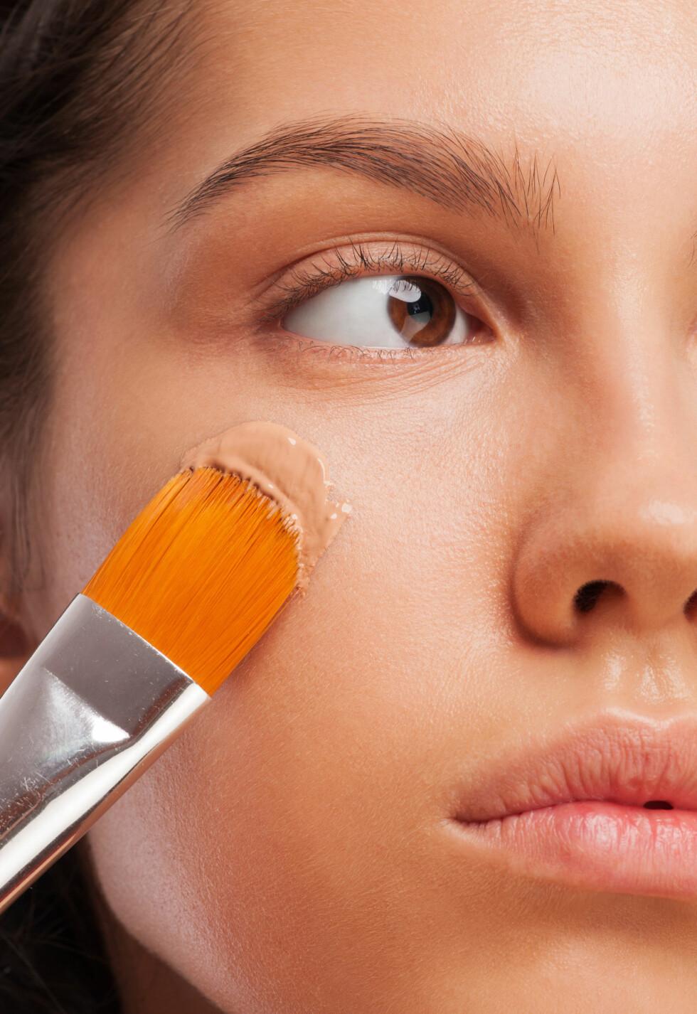 <strong>KREMPRODUKTER:</strong> For deg med veldig tørr hud, kan det være lurt å investere i kremprodukter til å markere ansiktet.  Foto: malyugin - Fotolia