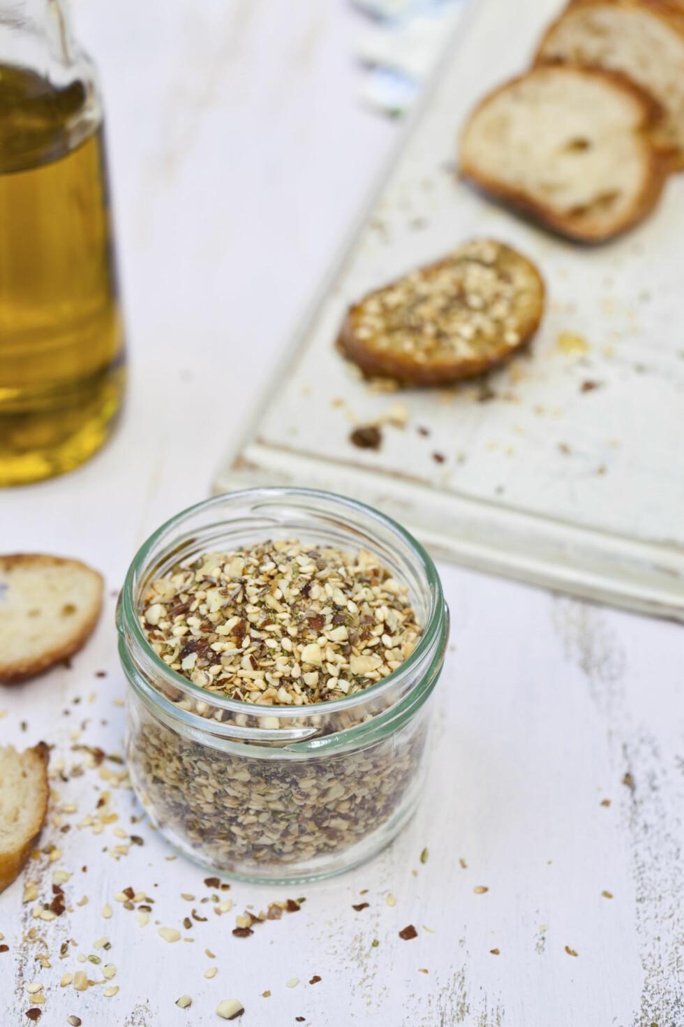 VARIER PÅ FRØENE: Ifølge ernæringsekspert Kari H. Bugge, er det lurt å variere litt på frøsortene du spiser.  Foto: Thinkstock.com