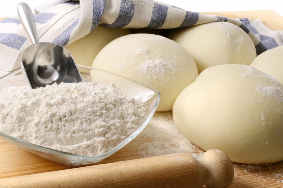 ET GENIALT TRIKS: Enten du skal servere noen med glutenallergi eller du vil øke proteininnholdet i desserten, er det et genialt triks å bytte det ut med sorte bønner.  Foto: fabiomax - Fotolia