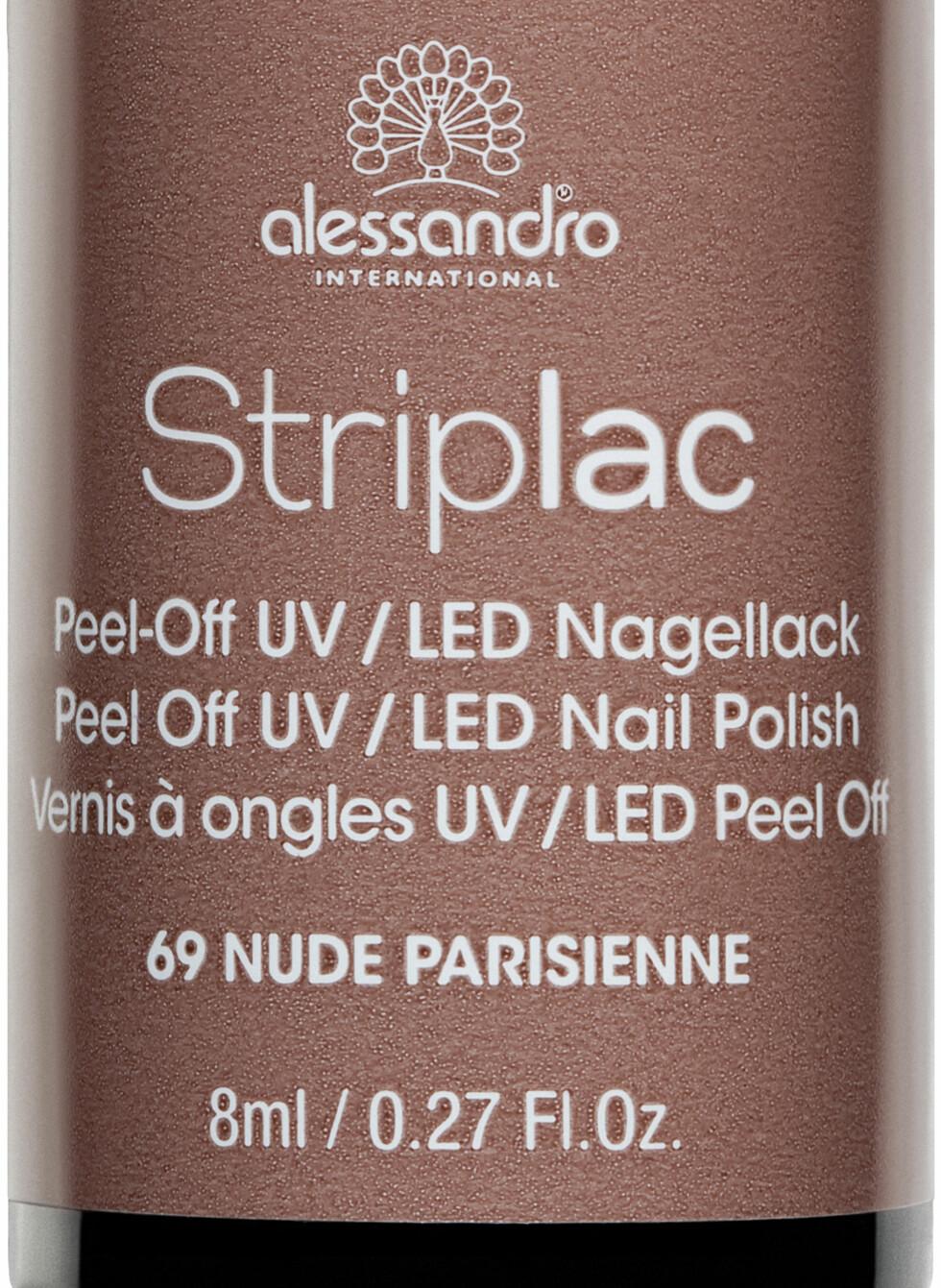Striplac i fargen Nude Parisienne, kr 159. Foto: Produsenten