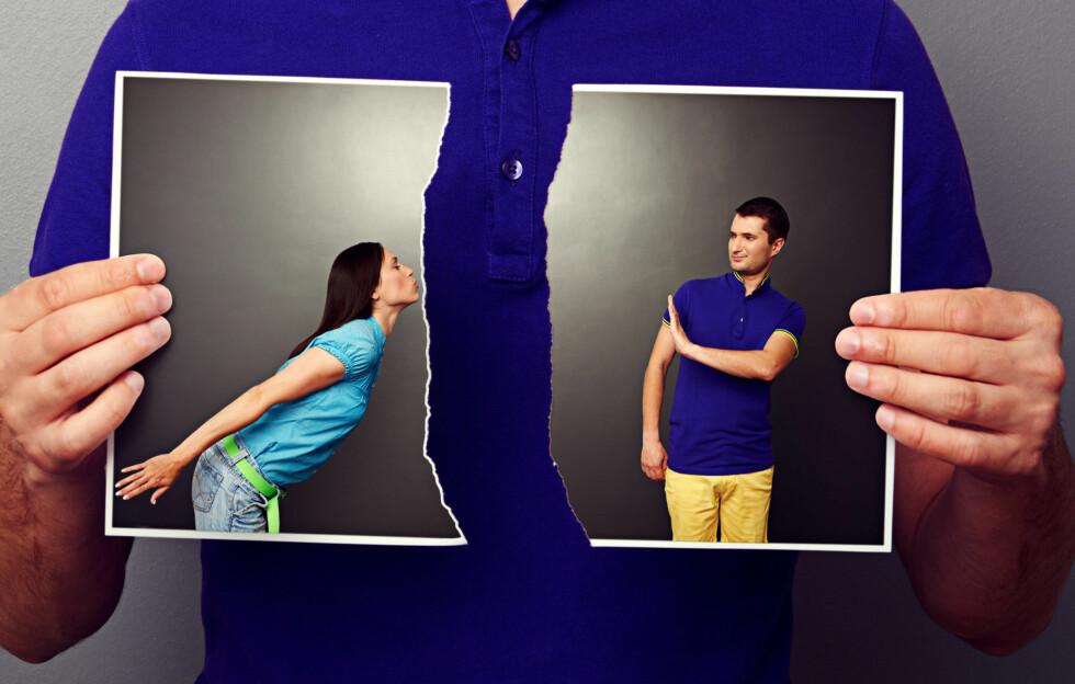BLI EN GOD EKS: Joda, det er faktisk mulig å bli en god eks, og gjøre en bra ting ut av bruddet. Foto: ArtFamily - Fotolia