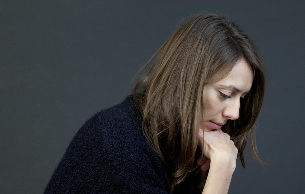 STOFFSKIFTE: Føler du deg deprimert eller kanskje trøtt, og klarer ikke sette fingeren på hva det skyldes. Da kan det være du har for lavt stoffskifte.  Foto: Adam Gregor - Fotolia