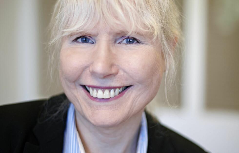 FØDT SOM MANN: Tone Maria Hansen (56) be kjønnsoperert for ti år siden. Sjekk hvordan det har gått med henne siden.  Foto: Geir Dokken