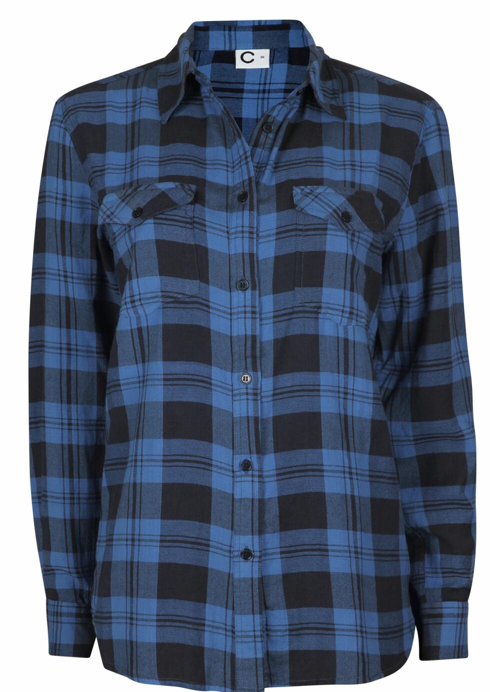 Blå (kr 250, Cubus). Foto: Produsenten