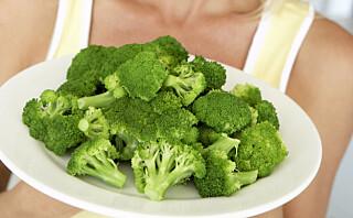 Nok en grunn til å spise brokkoli