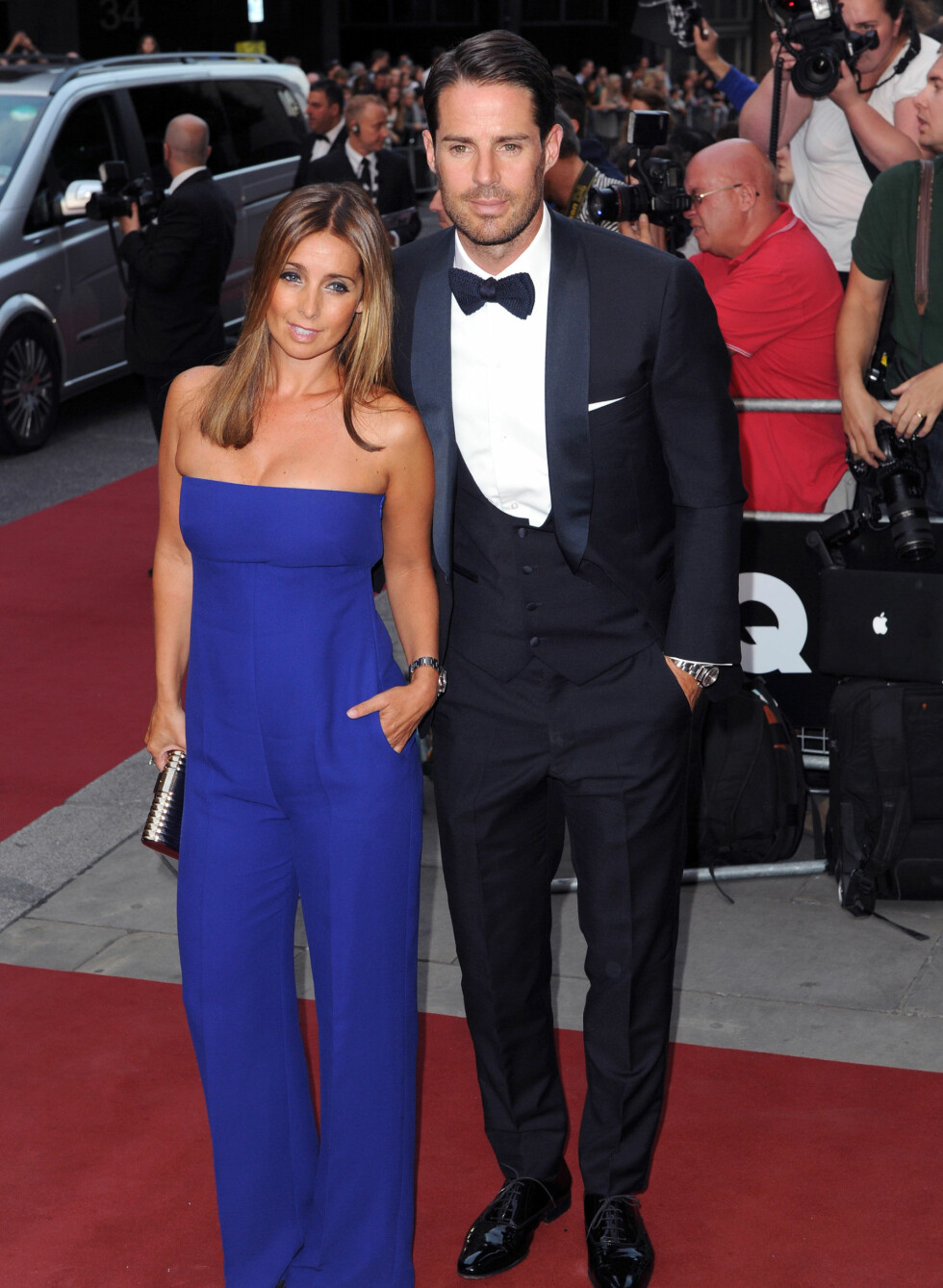 Louise Redknapp og Jamie Redknapp Foto: WireImage/Getty Images/All Over Press