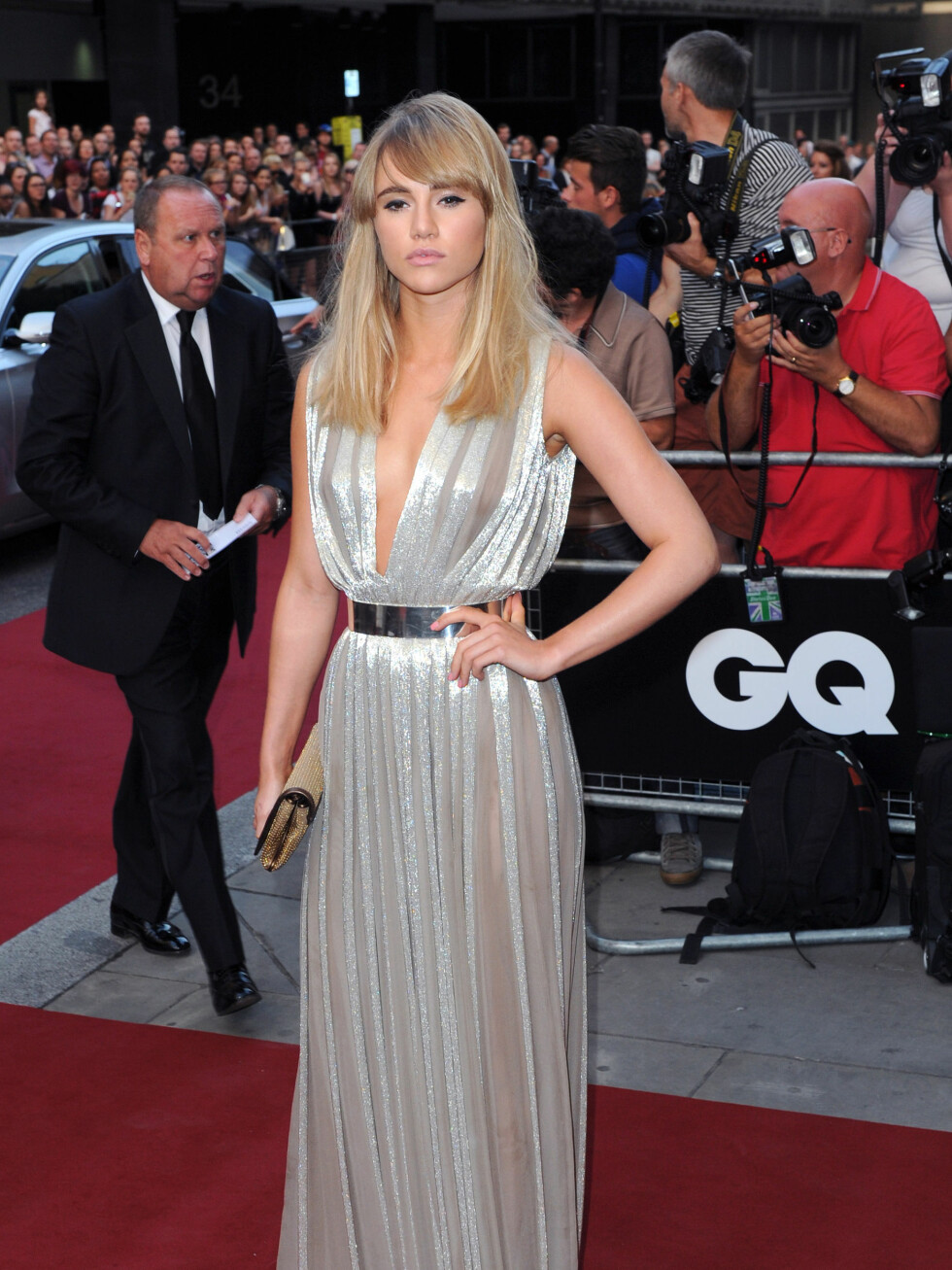 Suki Waterhouse Foto: WireImage/Getty Images/All Over Press