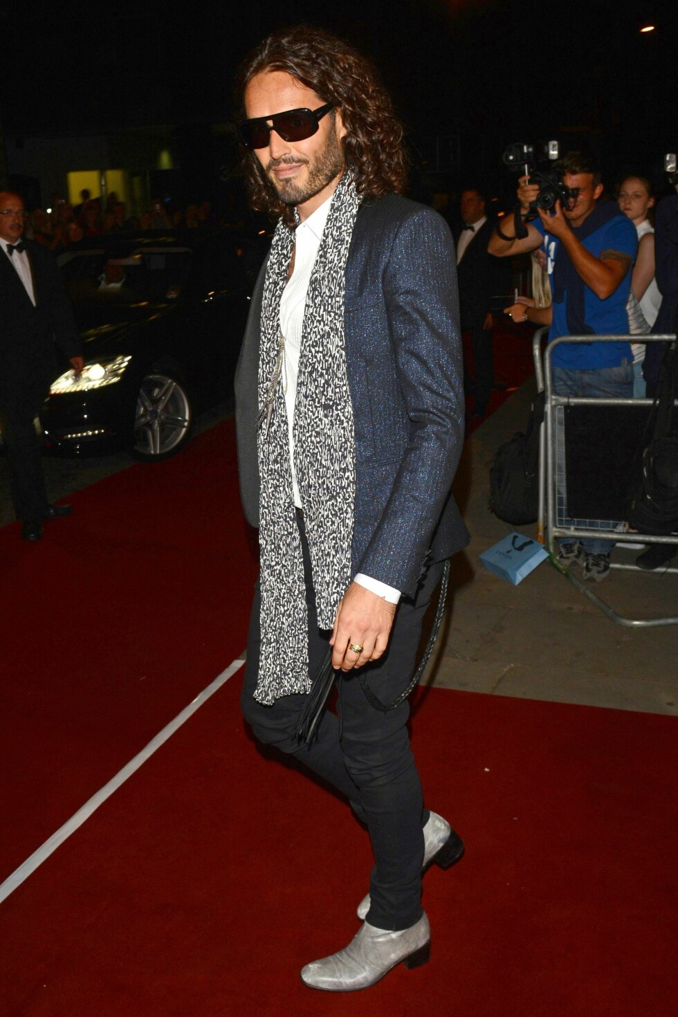 Russell Brand Foto: REX/Photofab/All Over Press