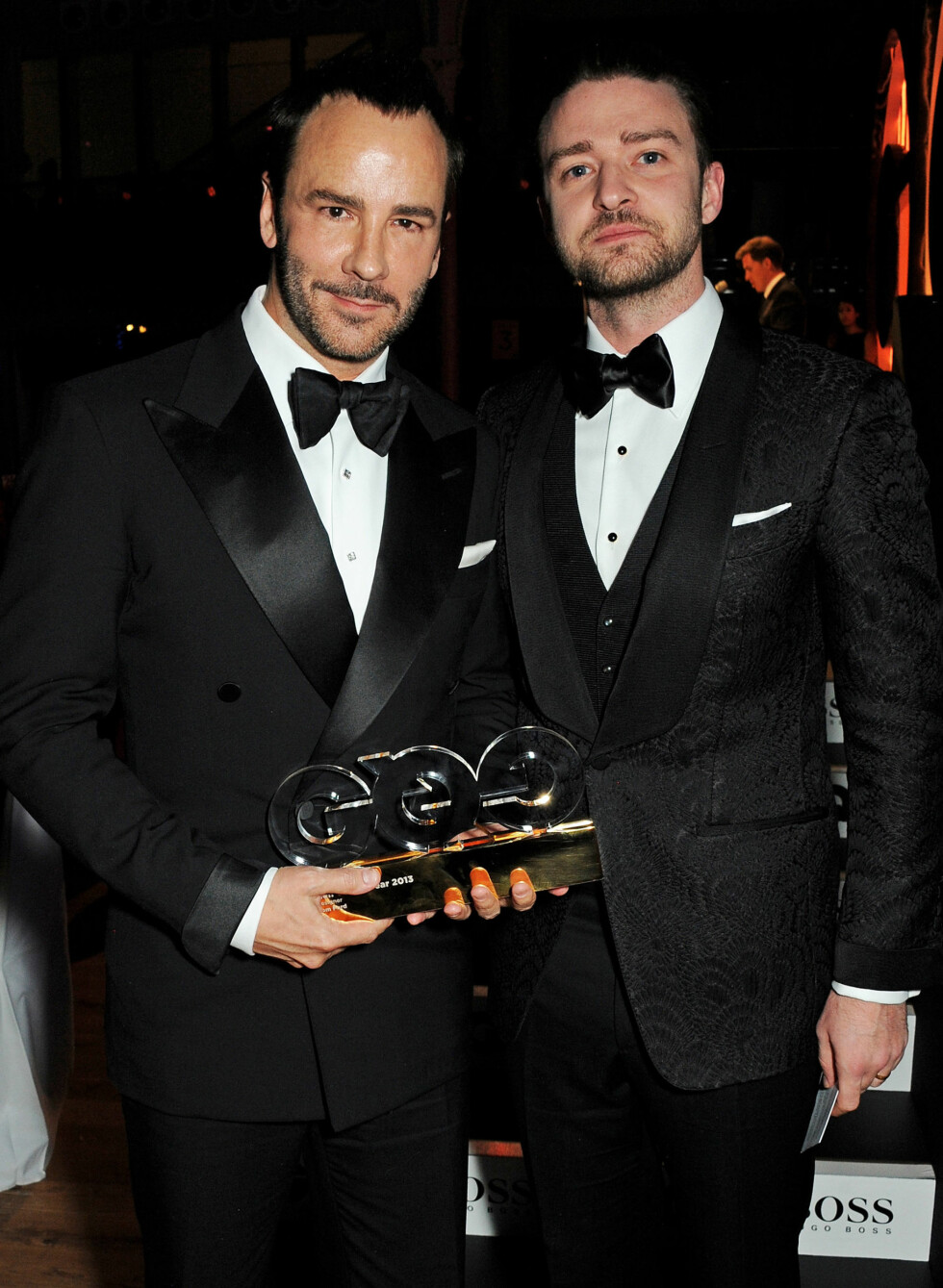 Tom Ford og Justin Timberlake Foto: Getty Images/Getty Images/All Over Press