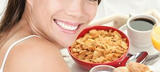 Spis en stor frokost - gå ned i vekt