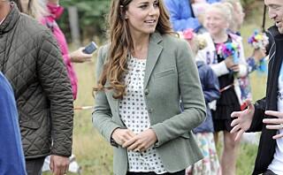 Derfor har Kate Middletons gravidekilo forsvunnet så fort