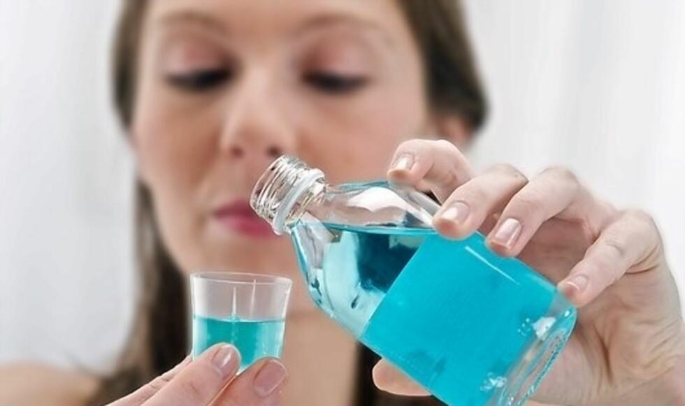 HUSK MUNNSKYLL: Ifølge forskerne er munnskyll viktig. Foto: Science Photo Library