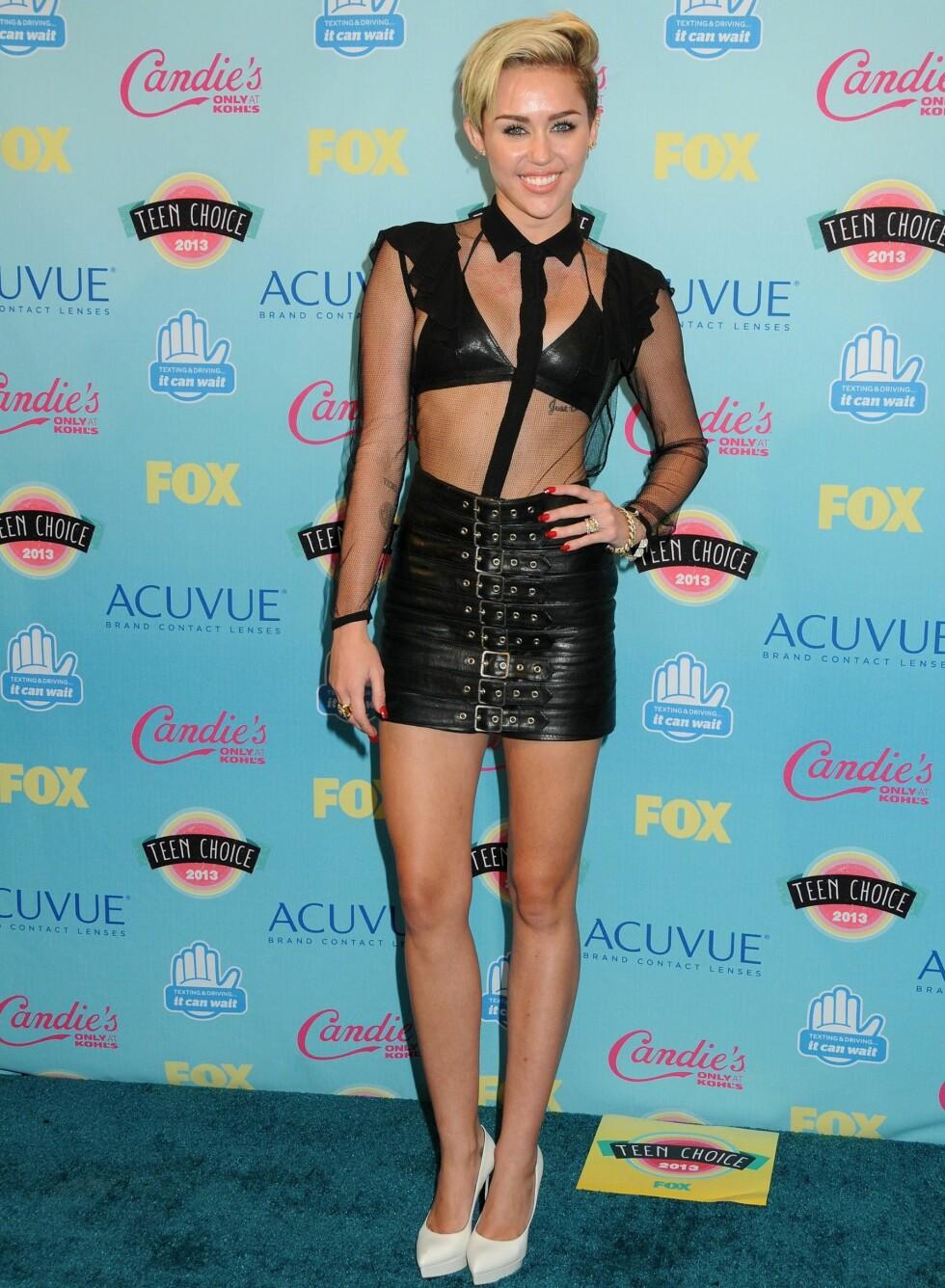 Miley Cyrus  Foto: All Over Press