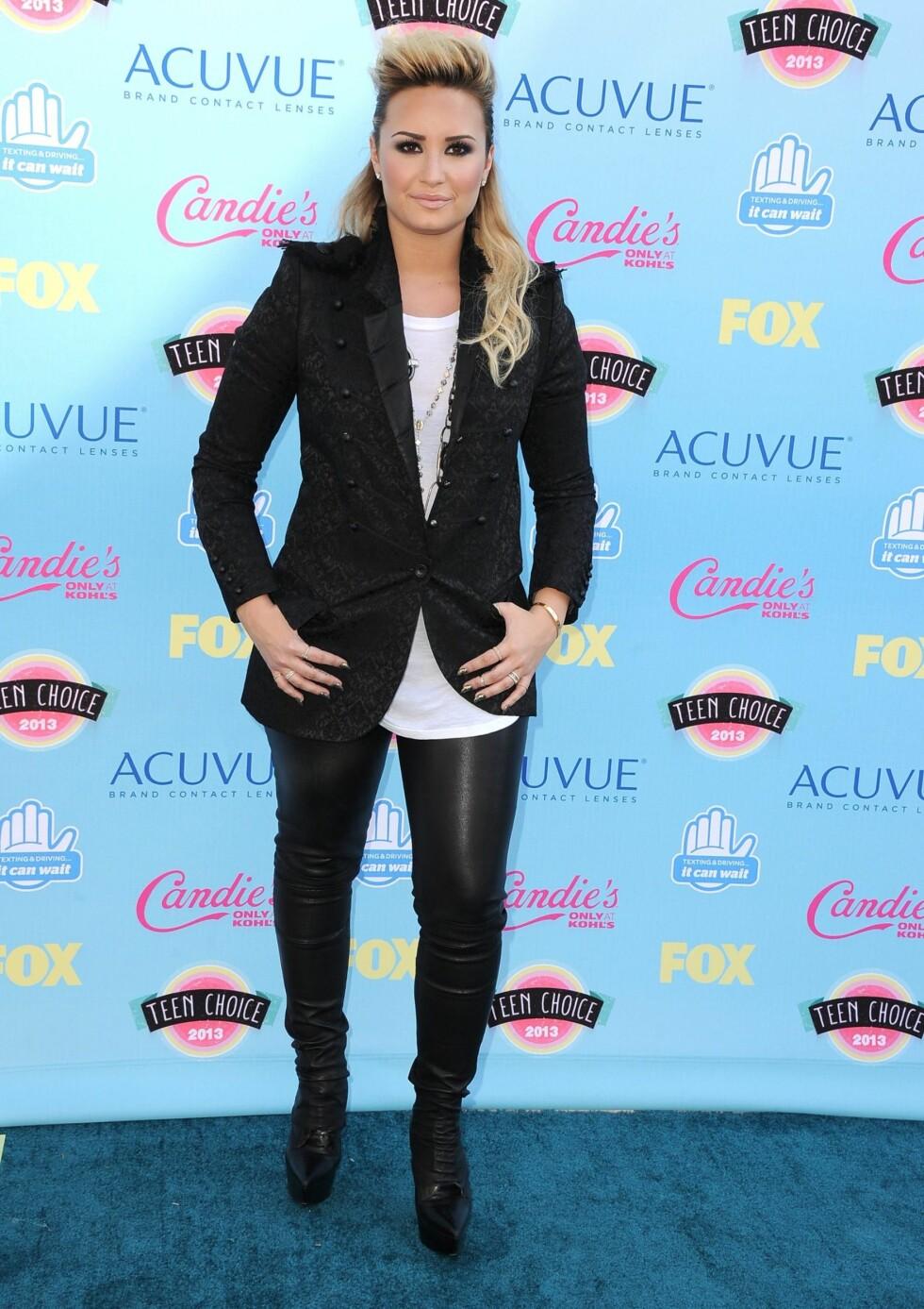 Demi Lovato Foto: All Over Press