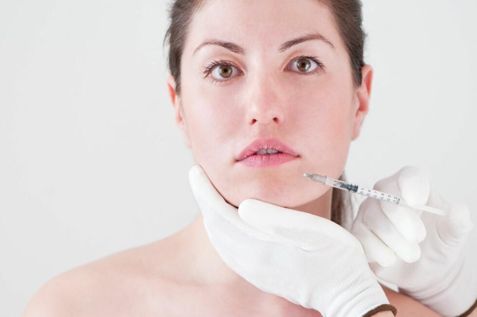 PENERE? Studien viste at plastisk kirurgi ikke gjorde en vakrere. Foto: andreusK - Fotolia