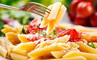 Ikke følg koketiden på pastapakken