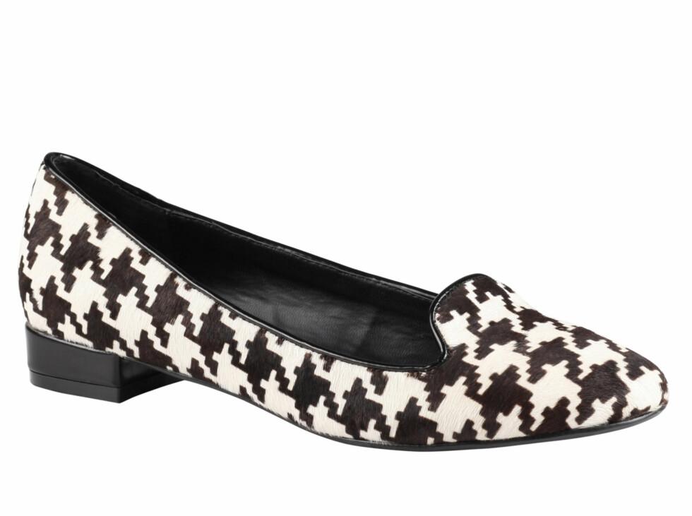 Loafers (kr 800, Aldo). Foto: Produsenten