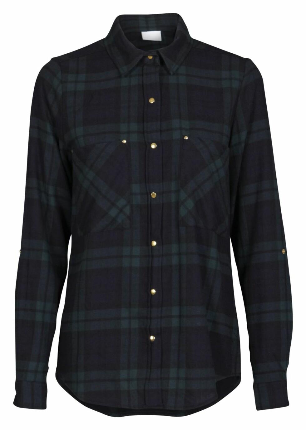 Skjorte (kr 250, Vila). Foto: Produsenten
