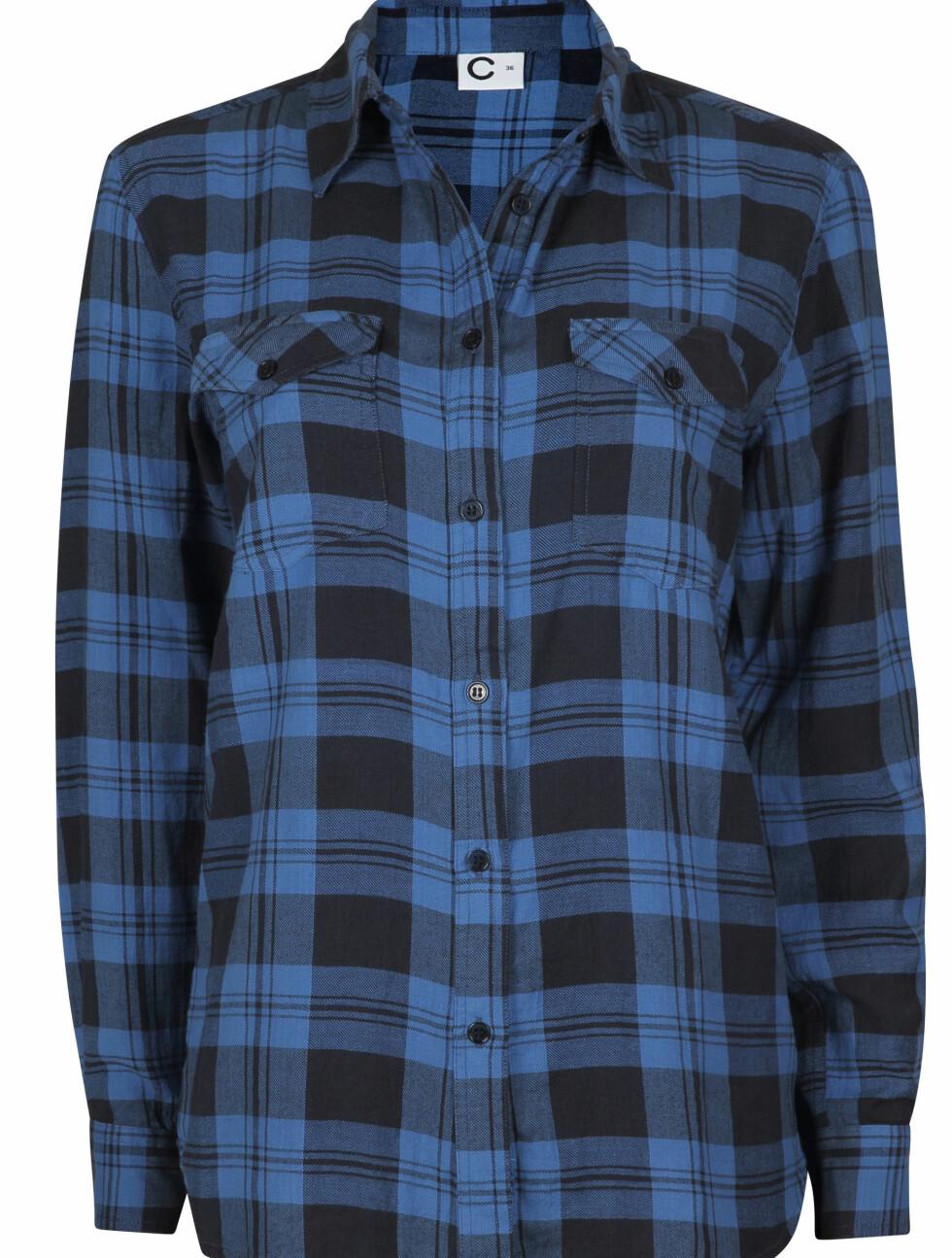 Skjorte (kr 250, Cubus). Foto: Produsenten