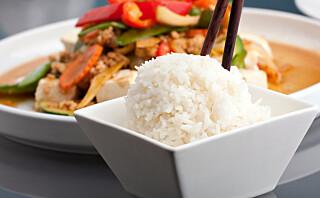 Skal du spise ris i dag?