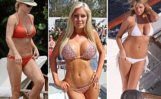Bli en bikinibabe på 1-2-3