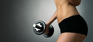 Besatt av «strong is the new skinny»
