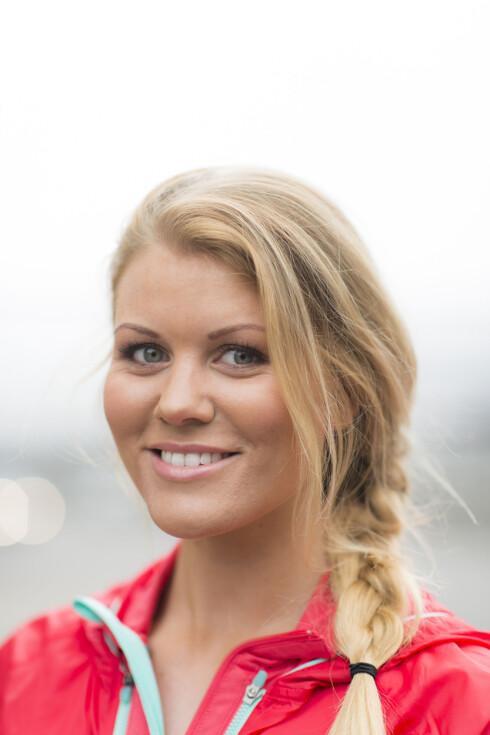 <strong>MÅ IKKE VÆRE KOMPLISERT:</strong> Ernæringsfysiolog og blogger Karoline Nordbø har tips som enkelt gir treningsenergi. Foto: Anton Soggiu