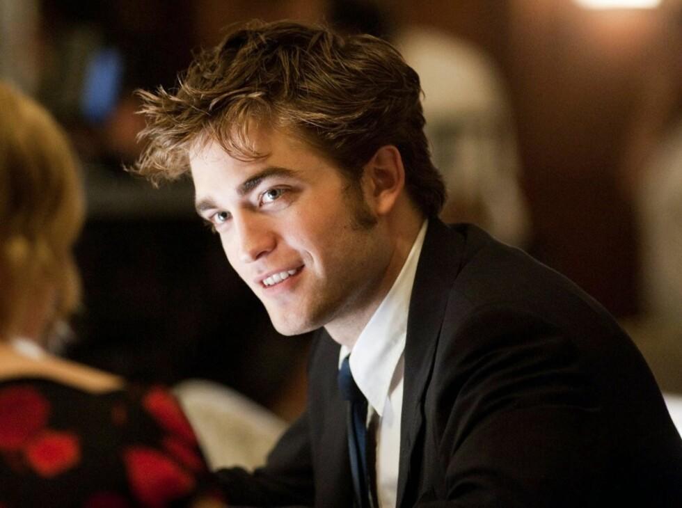 Robert Pattinson. Foto: All Over Press