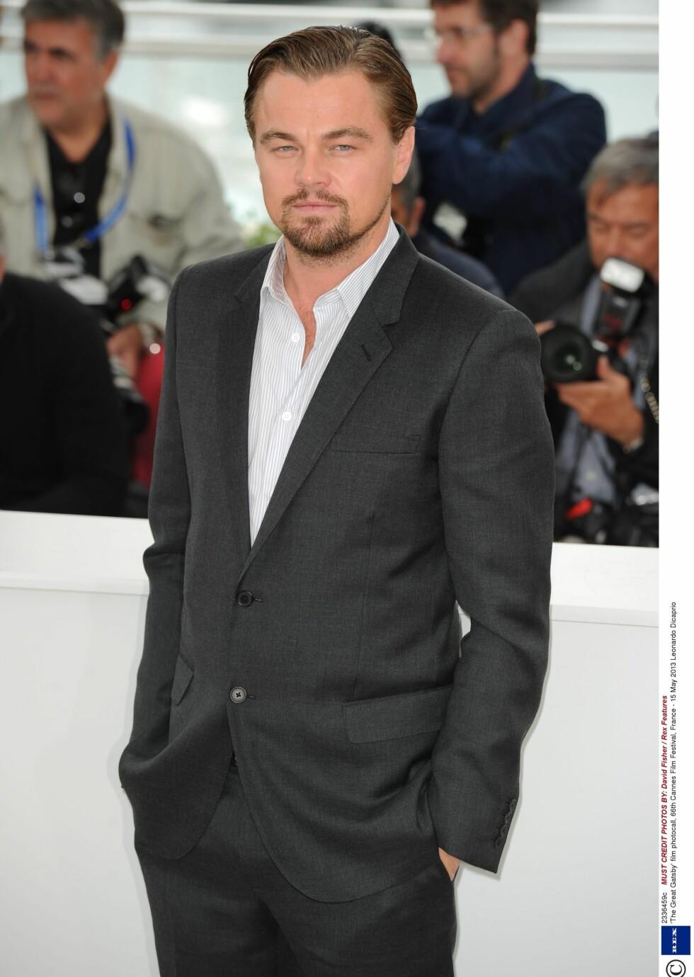 Leonardo Dicaprio. Foto: All Over Press