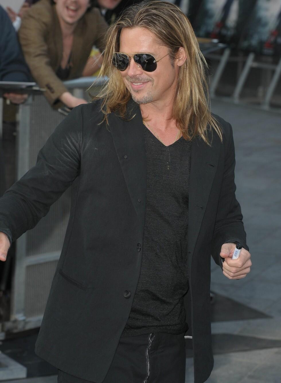 Brad Pitt. Foto: All Over Press