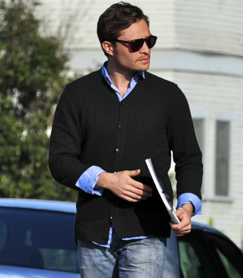 Ed Westwick. Foto: All Over Press