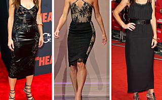 Sandra Bullock er snart 50 år