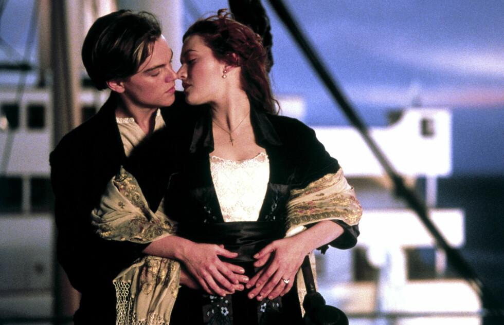 HAR HAN DET FORTSATT? Leonardo Dicaprio var alle jenters drøm da han spilte i Titanic i 1997, men er han fortsatt like hot? Foto: All Over Press