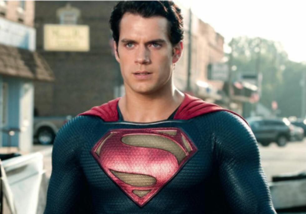 HMM: Lurer på hvorfor kvinnene stormer ned kinosalene for å se den nye superhelt-filmen. Foto: Faksimile