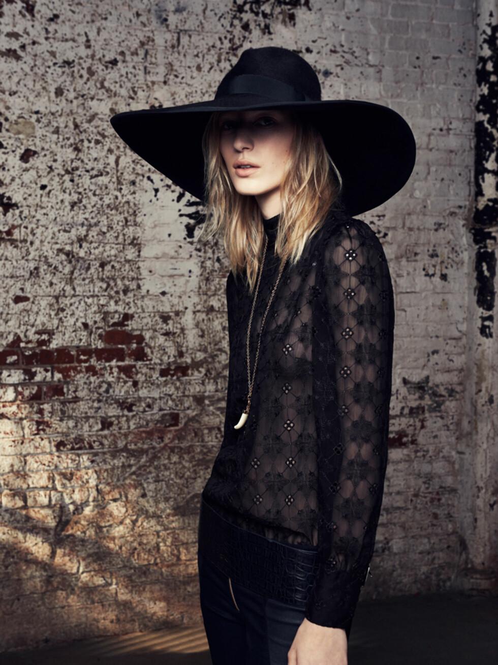 Sjekk ut Mary-Kate og Ashley Olsens kolleksjon for Bik Bok - Bildeserie 1