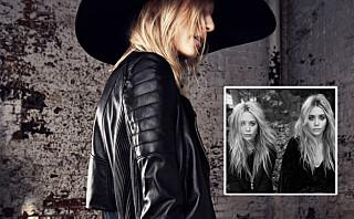 Sjekk ut Mary-Kate og Ashley Olsens kolleksjon for Bik Bok