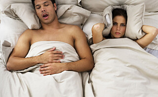 Plages du av irriterende snorking?